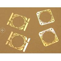 Buy cheap Shims & spacers Beryllium copper spring used in vibrating motors for mobile phones from wholesalers
