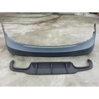 Buy cheap BUMPER Mercedes Benz W204 Rear Bumper from wholesalers