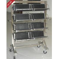 Buy cheap YP-T05 Antistatic Rack trolley/ESD PCB Rack trolley from wholesalers