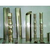 stainless steel pipe 456 tread/embossed tube Products Manufactures