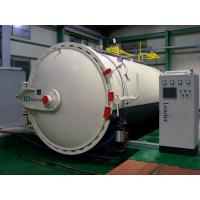 New autoclave for PVB laminated glass