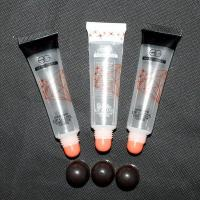 Buy cheap Round transparent lipstick container cosmetic tube from wholesalers