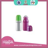 Wholesale New 60ml 2oz Plastic Roll On Deodorant Empty Bottle, Red Deodorant Bottle from china suppliers