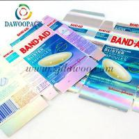 Buy cheap Paper Lamination Holographic paper from wholesalers