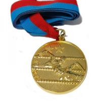 Wholesale Custom award swimming metal medal from china suppliers