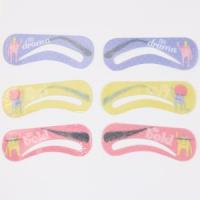 Buy cheap Eyeliner eyebrow stencils little eye brow monsters from wholesalers