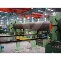 Buy cheap 1820 x25. 4 thick wall flat head chamfering machine,End-facing&Beveling machine,Taiyuan Zonghe from wholesalers