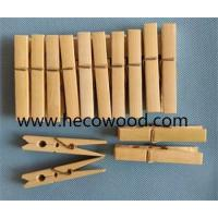 Buy cheap bamboo clothe peg from wholesalers
