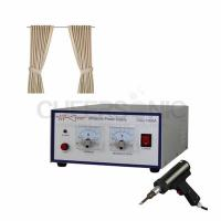 Buy cheap Handheld Ultrasonic Textile Or Fabric Curtain Cutting Machine from wholesalers