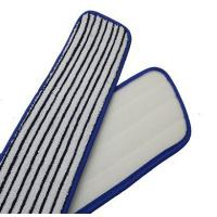 Buy cheap microfiber wet cleaning mop cloth from wholesalers