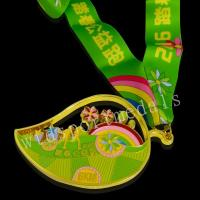 Wholesale Hot Sale factory price metal custom running medal023 from china suppliers