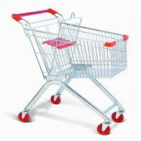 Buy cheap European supermarket shopping trolleys from wholesalers