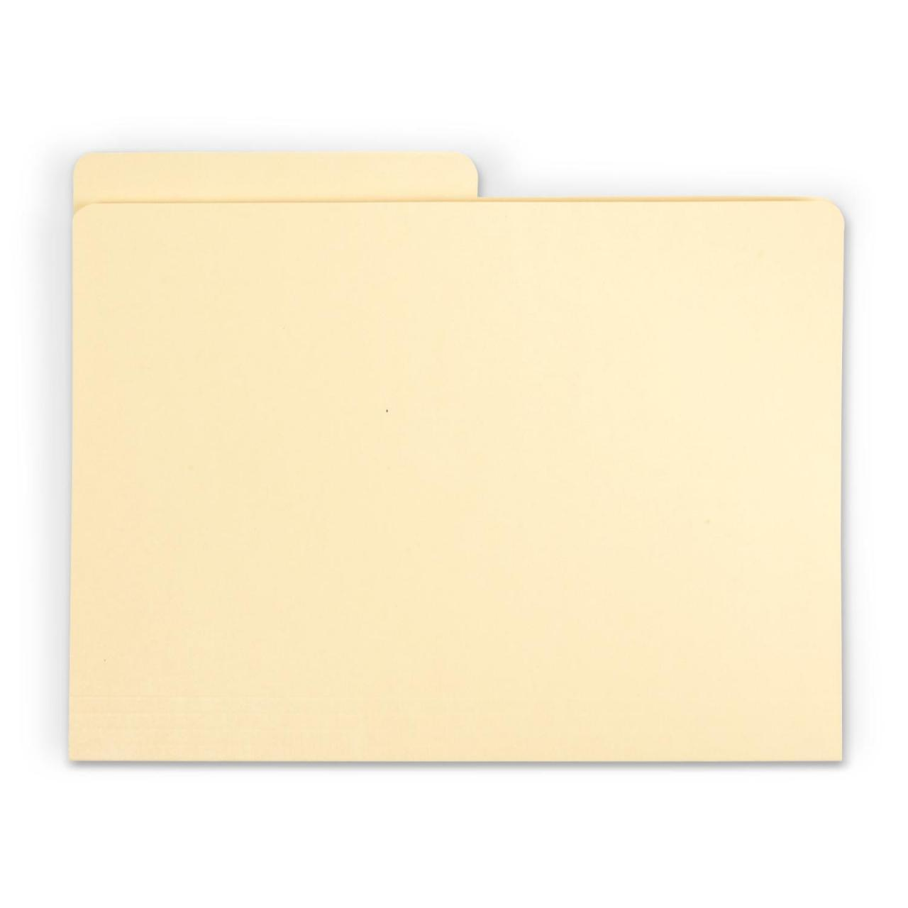 Wholesale Gaylord Archival Classic Half-Cut Tab Legal Size File Folders (100-Pack) from china suppliers