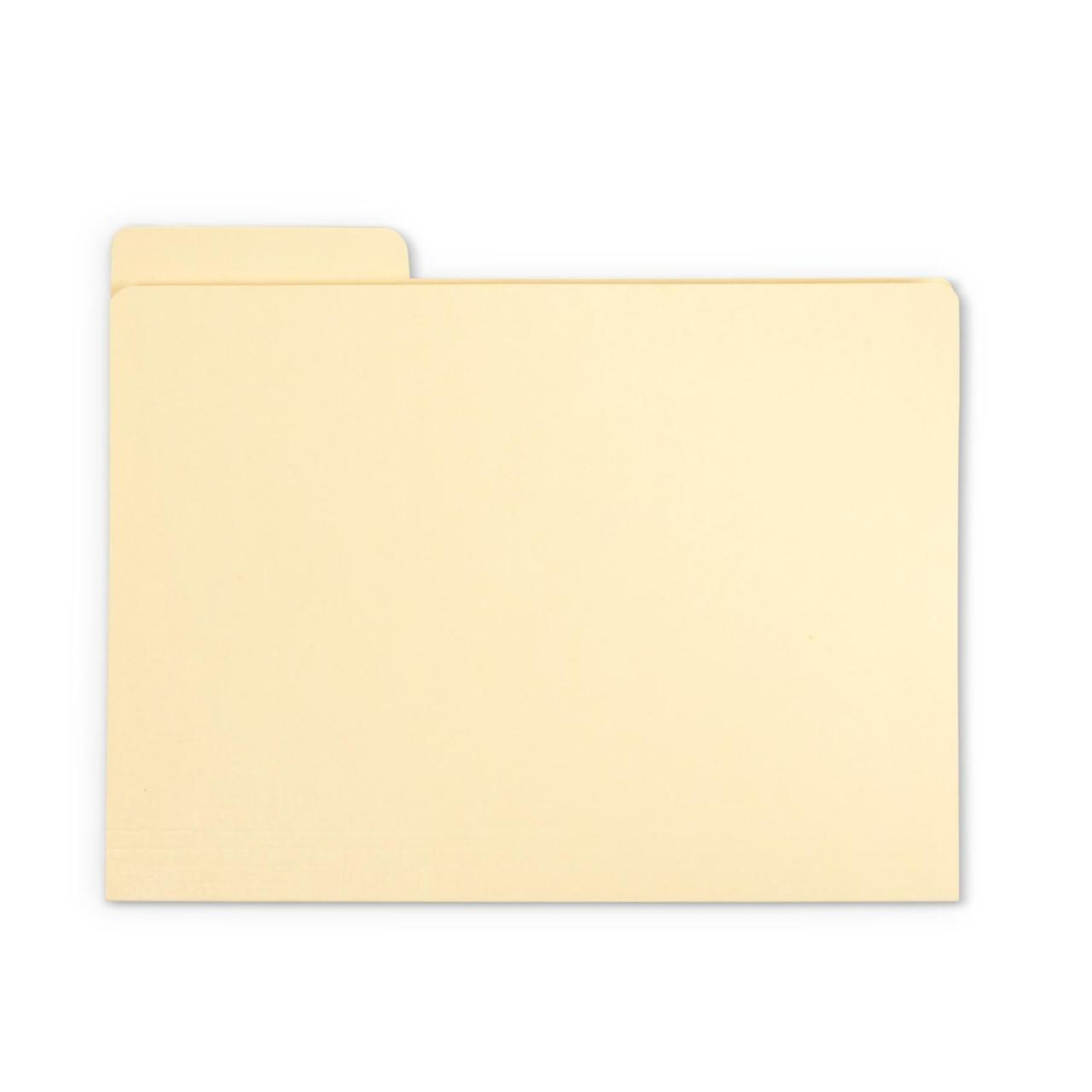 Buy cheap Gaylord Archival Classic Third-Cut Tab Legal Size File Folders (100-Pack) product