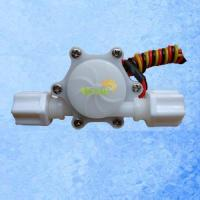 Buy cheap USN-HS08TA Hall Effect Water Flow Sensor for 6 OD PE Pipe Food Grade POM FDA Certified from wholesalers