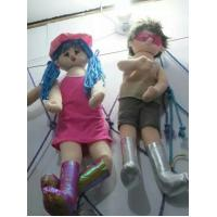 Buy cheap children fabric model from wholesalers