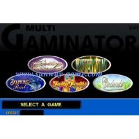 Game board Multigame Gaminatior 5 in 1 V.6 slot machine game board Manufactures