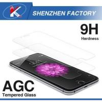 Buy cheap Fingerprint Proof Anti Blue Ray Premium Tempered Glass Screen Protector for iPhone 6 and 6 Plus from wholesalers