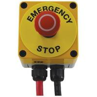 Buy cheap Agricultural Supply Shut-Off, E Stop, 15 Amp from wholesalers