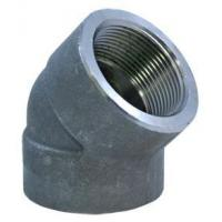 Buy cheap Agricultural Supply 45 Degree Elbows, Forged Steel from wholesalers