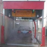 Buy cheap Fully Automatic Touch Free Car Washing Machine portable car wash from wholesalers