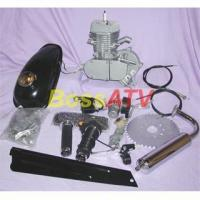Buy cheap Bicycle Engine SetBicycle Engine Set with Chrome Muffler from wholesalers