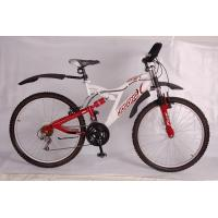Buy cheap 26'' suspension mountain bike Model No: JL-M2608 from wholesalers