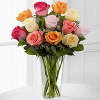 Buy cheap Valentine's Day flower Graceful Rose BouquetNO.1 delivery flower to china product