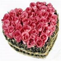 Buy cheap Cupid Heart Of Roses NO.47 delivery flower to china product
