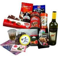 Buy cheap China Christmas gift baskets China gift baskets delivery NO.60 from wholesalers