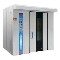 Buy cheap Industrial Bakery Machines Diesel Baking Bread Rotary Ovens from wholesalers