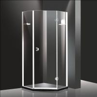 Buy cheap Exhaust Fans For Bathroom Shower Glass from wholesalers