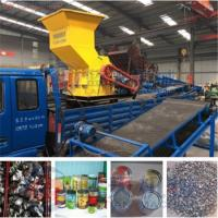 Buy cheap Tea tin can crusher machine from wholesalers