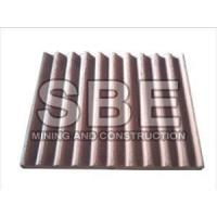 Wholesale Jaw Plate Jaw Plate from china suppliers