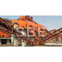 120tph Iron crushing plant will be exported to Angola Manufactures