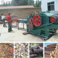 Wood log chipper Manufactures