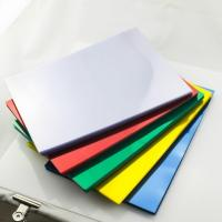 Buy cheap PVC Binding Cover In Various Colors product
