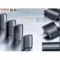 Buy cheap Permanent Arc shape permanent Rare Earth Y35 Ferrite Magnets from wholesalers