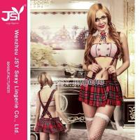 Buy cheap Role's Playing American High School Girls Sexy Uniform Dresses from wholesalers