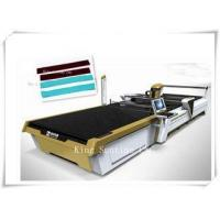 Buy cheap Aerospace Industry Automated Fabric Cutter Machine , Cloth Sample Cutting Machine 5000kg from wholesalers