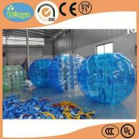 New wholesale reliable quality bubble suit football Manufactures