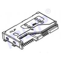 SD/T-Flash card connector Title:MUP-M620 Manufactures