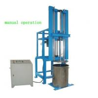 Wholesale Manual Foaming Machine Vertical Foaming machine( from china suppliers