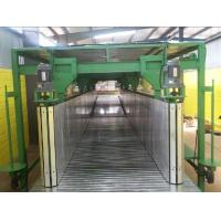 Manual Foaming Machine conveyor tunnel Manufactures