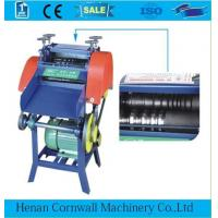 Wholesale scrap copper wire stripping machine from china suppliers