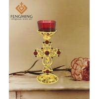 Buy cheap metal wall candle holder Stand Metal Candle Holder Greek Orthodox Gifts from wholesalers