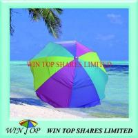 Buy cheap 40 Windproof Outdoor Sun Umbrella from wholesalers