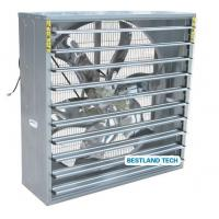Buy cheap DJF series Centrifugal push-pull type Exhaust Fan from wholesalers