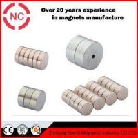 Buy cheap Customized high performance neodymium magnet, rare earth magnet manufacturer from wholesalers