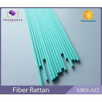 Buy cheap ISO Soft Blue Fiber Reed Diffuser Sticks of Good Elastic Nature from wholesalers